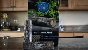 Tick tube review
