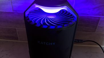 katchy insect trap review