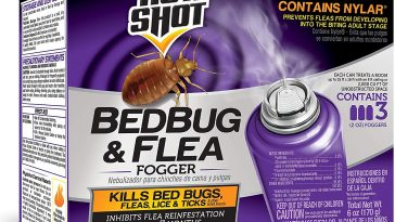 do bed bug bombs work