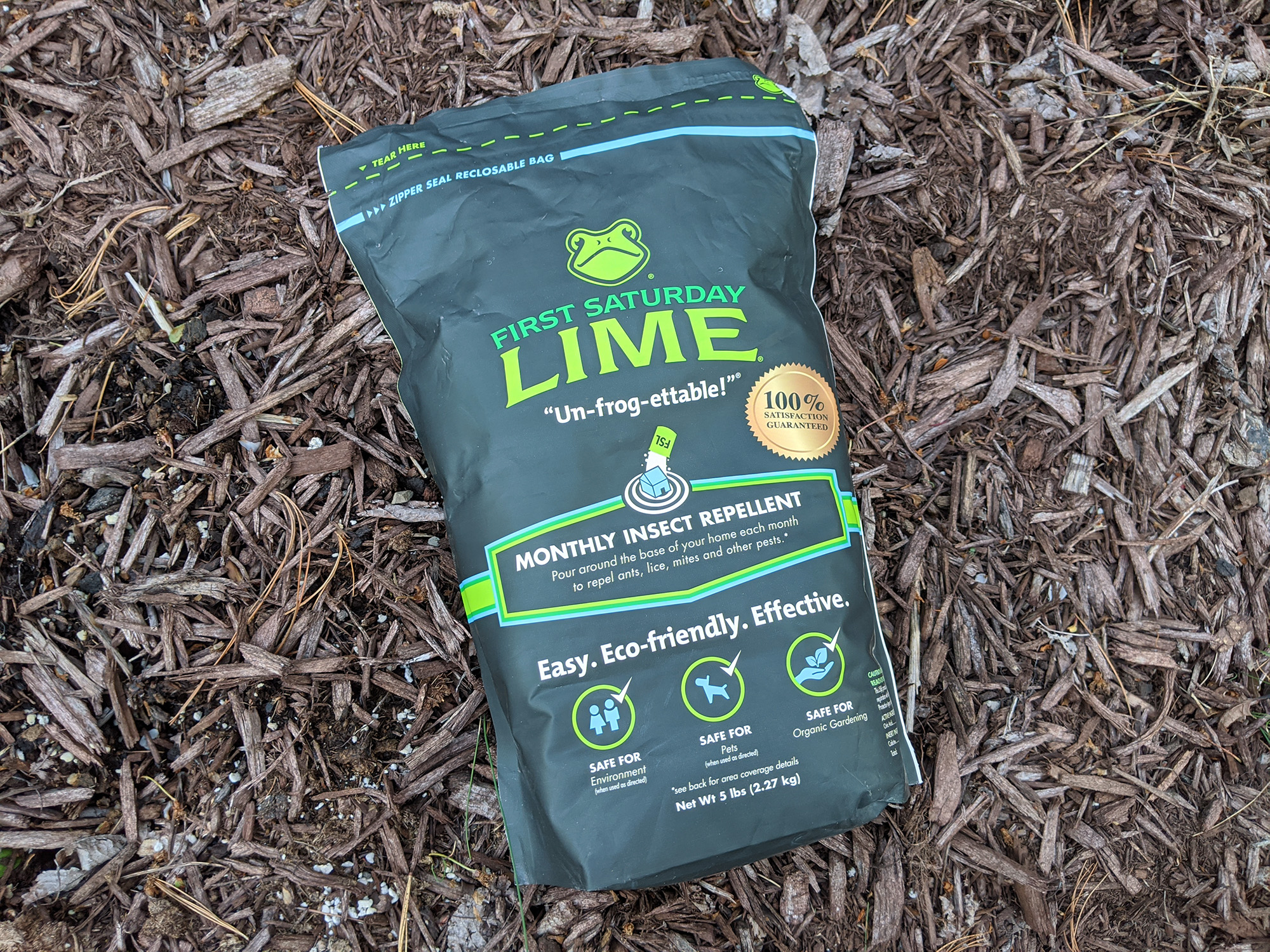 First Saturday Lime Review Does It Work Bug Lord