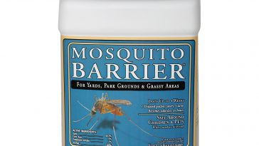 mosquito barrier review
